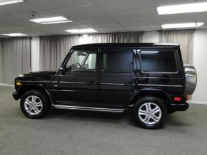 Mercedes Benz G500 wagon full option Auto transmission Factory AC leather
