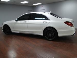 selling my 2015 Mercedes-Benz S65 AMG