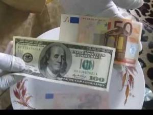 Machine to clean all Defaced/Black Currency